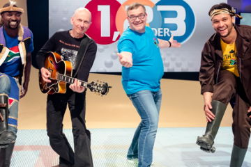 1, 2 oder 3, die U12 im KiKa/ ZDF!